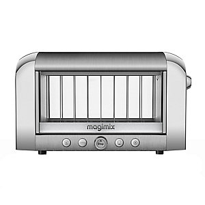 Magimix Vision Glass 2-Slice Toaster