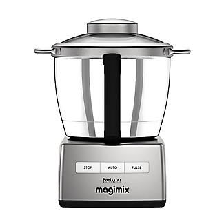 Magimix Le Patissier Multifunction Food Processor Satin 18619