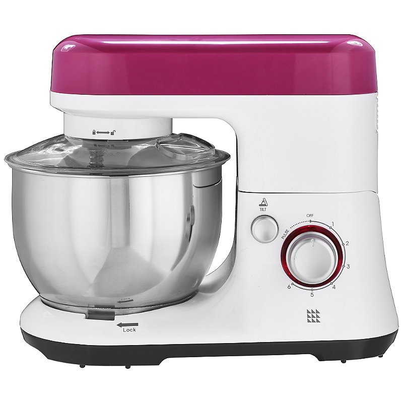 Let's Bake Stand Mixer Pink