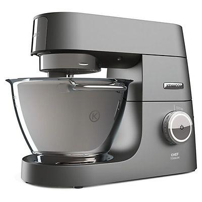 Kenwood Chef Titanium Stand Mixer Kvc7300s In Food Mixers