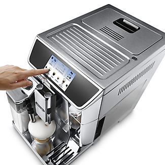 De'Longhi Primadonna Elite Bean To Cup Coffee Machine ECAM650.75.MS alt image 3