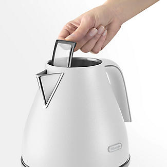 De'longhi Icona Elements 1.7L Kettle Cloud White KBOE3001.W alt image 3