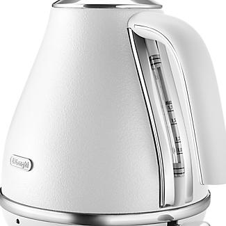 De'longhi Icona Elements 1.7L Kettle Cloud White KBOE3001.W alt image 4