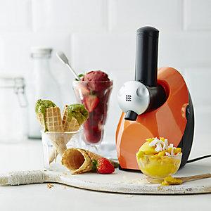 Fruchteis-Dessertmaschine