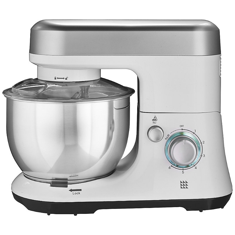 Let's Bake Stand Mixer Silver