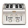 Tefal® Maison 4 Slice Toaster Oatmeal Grey TT770AUK
