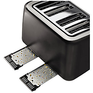 Tefal® Maison 4 Slice Toaster Black TT7708UK alt image 5