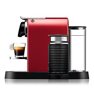 Krups Nespresso Citiz Red with Milk alt image 6