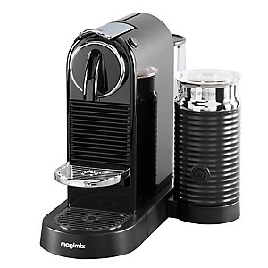 Magimix Nespresso Citiz Black with Milk 11317