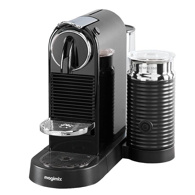 Magimix Nespresso Citiz Black with Milk 11317