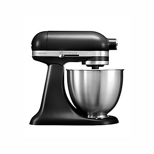 KitchenAid® Artisan® Mini 3.3 Litre Stand Mixer Matte Black 5KSM3311XBBM