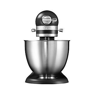 KitchenAid Artisan Mini 3.3 Litre Stand Mixer Matte Black 5KSM3311XBBM alt image 3