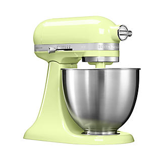 KitchenAid® Artisan® Mini 3.3 Litre Stand Mixer Honeydew 5KSM3311XBHW alt image 2