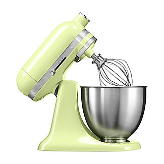KitchenAid® Artisan® Mini 3.3 Litre Stand Mixer Honeydew 5KSM3311XBHW alt image 4