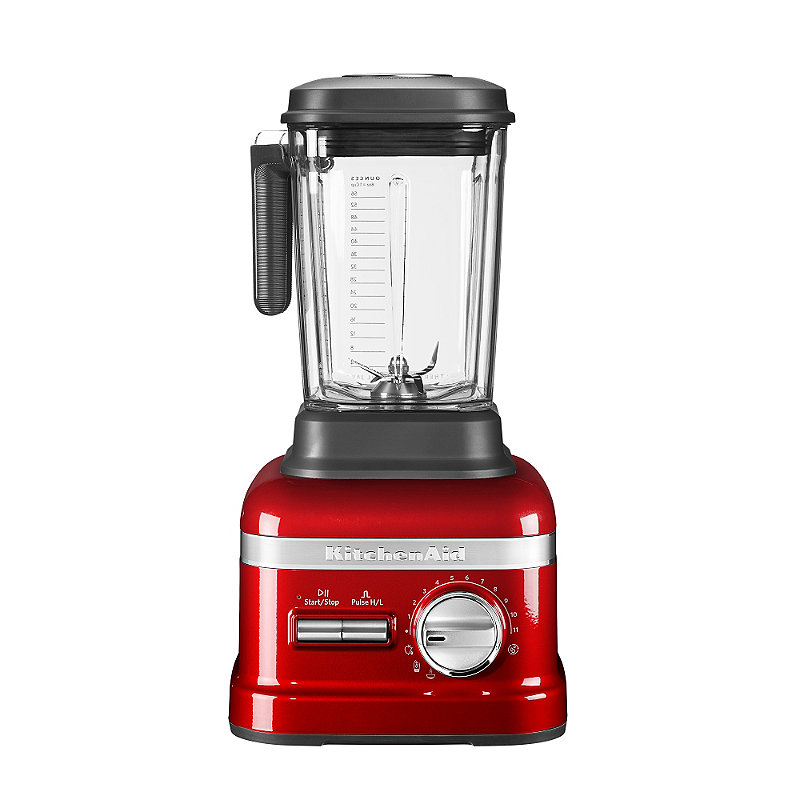KitchenAid® Artisan® Power Plus Blender Candy Apple Red