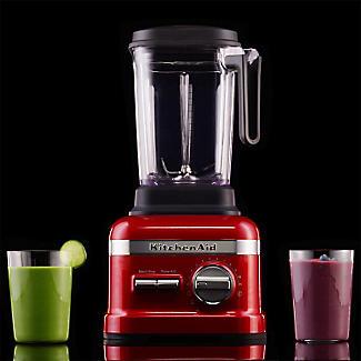KitchenAid® Artisan® Power Plus Blender Candy Apple Red – 5KSB8270BCA  alt image 8