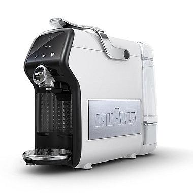 Lavazza Magia Plus Coffee Machine, Ice White