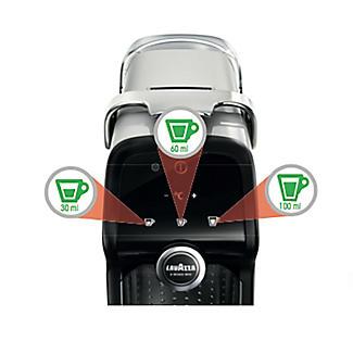 Lavazza Magia Plus Coffee Machine Ice White alt image 3