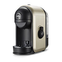 Lavazza A Modo Mio Minu Plus Coffee Machine, Champagne