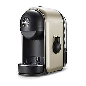 Lavazza A Modo Mio Minu Plus Coffee Machine Champagne
