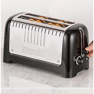 Dualit 2-Slot Long Lite Toaster 46025 alt image 5