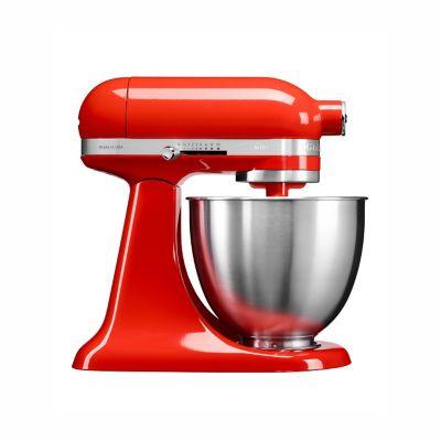KitchenAid&174 Artisan&174 Mini 3.3 Litre Stand Mixer Hot Sauce 5KSM3311XBHT