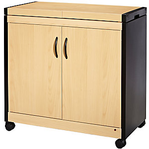 Connoisseur Hostess Trolley Beech Effect
