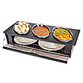 Cordon Bleu Hostess Buffet Server Black