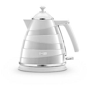 De'Longhi Avvolta 1.7L Kettle White KBA3001.W