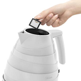 De'Longhi Avvolta 1.7L Kettle White KBA3001.W  alt image 3