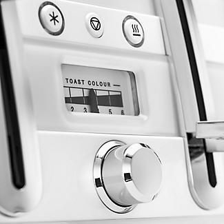 De'Longhi Avvolta Toaster White CTA4003.W alt image 4