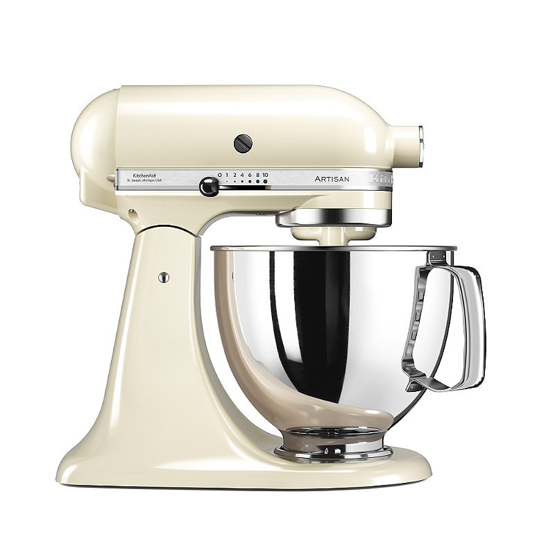 KitchenAid® Artisan® 125 Stand Mixer Almond Cream 5KSM125BAC