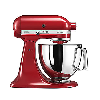 KitchenAid® Artisan® 125 Stand Mixer Empire Red 5KSM125BER alt image 1