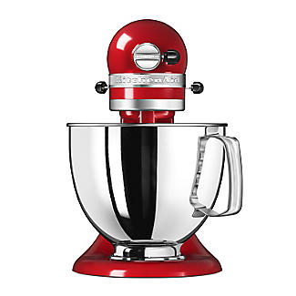 KitchenAid® Artisan® 125 Stand Mixer Empire Red 5KSM125BER alt image 3