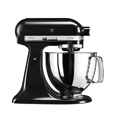 KitchenAid® Artisan® 125 Stand Mixer Onyx Black 5KSM125BOB