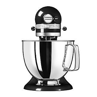 KitchenAid® Artisan® 125 Stand Mixer Onyx Black 5KSM125BOB alt image 3