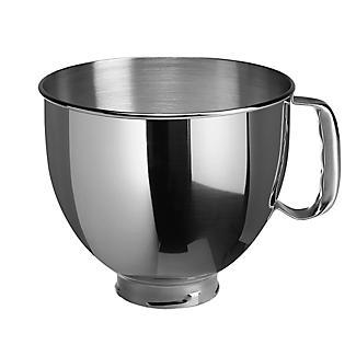 KitchenAid® Artisan® 125 Stand Mixer Onyx Black 5KSM125BOB alt image 4