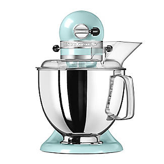 KitchenAid® Artisan® 175 Stand Mixer Ice Blue 5KSM175PSBIC alt image 3
