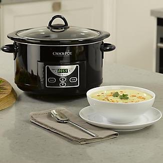 Crock-Pot® Digital Slow Cooker SCCPRC507B-060 alt image 3