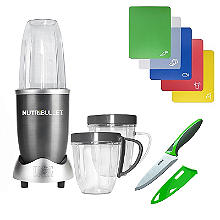 NutriBullet Graphite Bundle