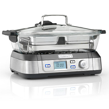 Cuisinart CookFresh Professional Glass Steamer STM1000U