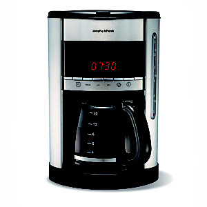 Morphy Richards® Accents Digitale Filterkaffeemaschine