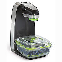 FoodSaver Vertical Vacuum Sealer with 700ml Container and