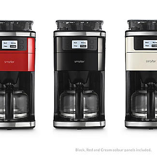 Smarter Grind and Brew 2.0 Coffee Machine SMCOF01UK alt image 3