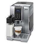 De'Longhi Dinamica Bean-to-Cup Coffee Machine Silver ECAM 350.75.S