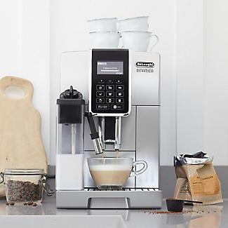 De'Longhi Dinamica Bean-to-Cup Coffee Machine Silver ECAM 350.75.S alt image 2