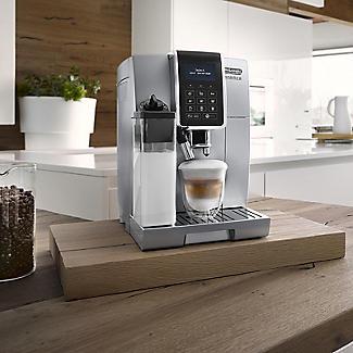 De'Longhi Dinamica Bean-to-Cup Coffee Machine Silver ECAM 350.75.S alt image 5
