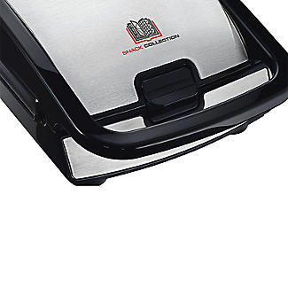 Tefal Snack Collection Multi-function Sandwich Maker Grill SW852D27 alt image 5