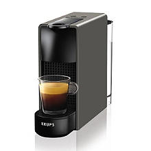 Krups Nespresso Essenza Mini Coffee Maker Grey XN110B40