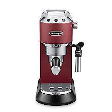 De'Longhi Dedica Red Coffee Machine EC685R
